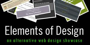 Element of design
