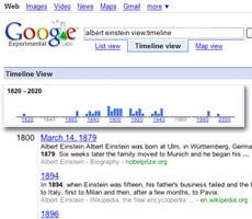 Google Alternate View