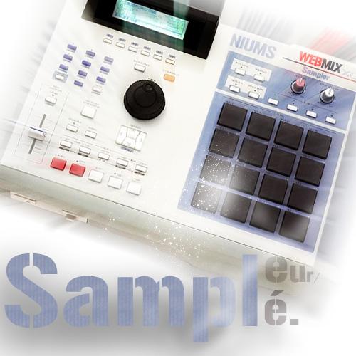 webmix sampler